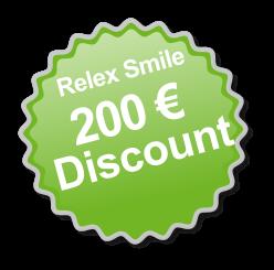 Relex Smile Discount